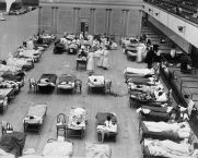 1918 flu epidemic in Oakland